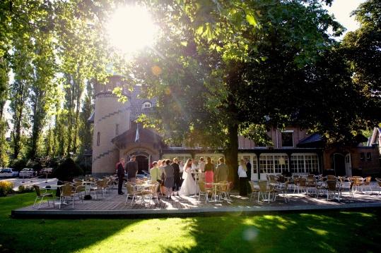 trouwen in belgie