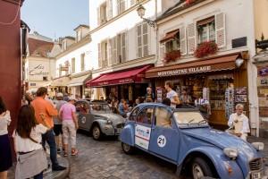 Montmartre: eindpunt van onze avontuurlijke tocht.